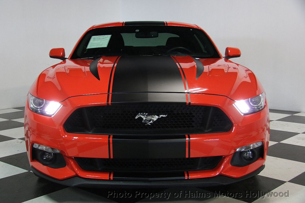 2015 Ford Mustang 2dr Fastback GT - 17069833 - 2