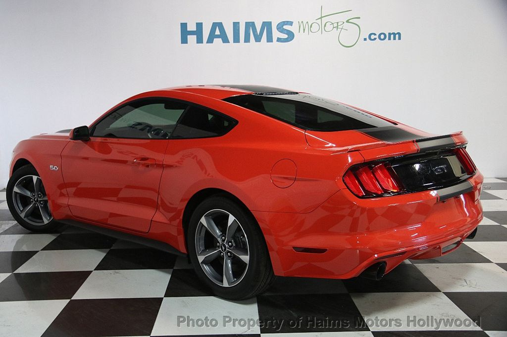 2015 Ford Mustang 2dr Fastback GT - 17069833 - 4