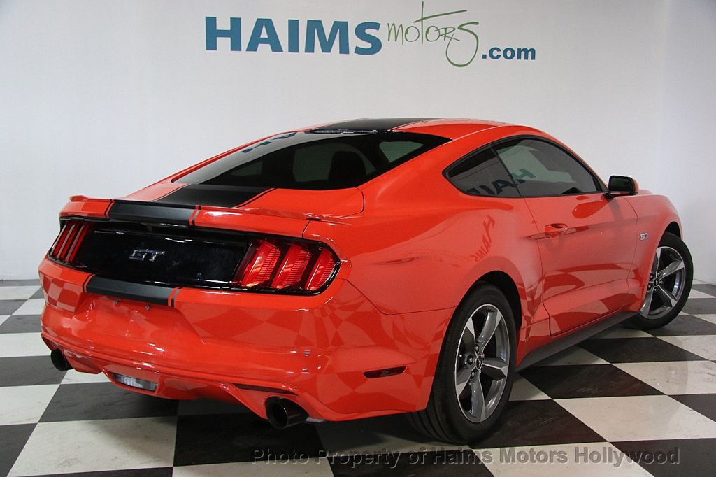 2015 Ford Mustang 2dr Fastback GT - 17069833 - 6