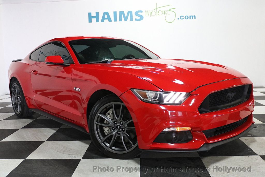 2015 Ford Mustang 2dr Fastback GT - 17837848 - 3