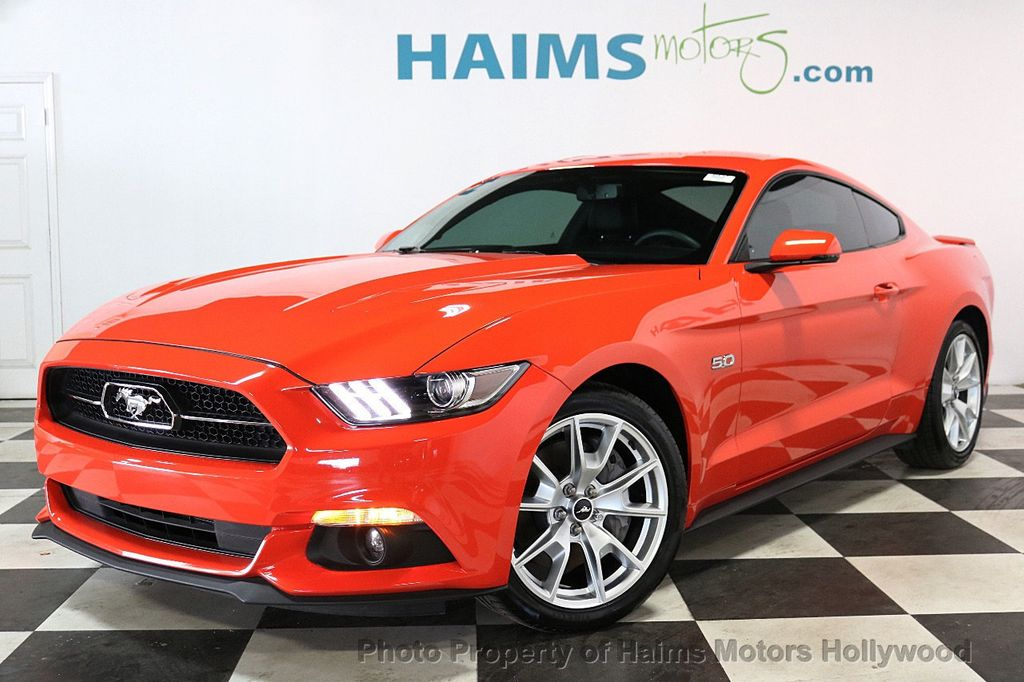 2015 Ford Mustang 2dr Fastback GT - 18459894 - 1