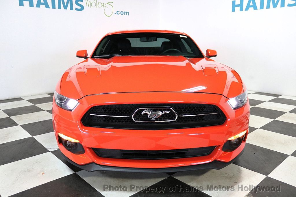 2015 Ford Mustang 2dr Fastback GT - 18459894 - 2