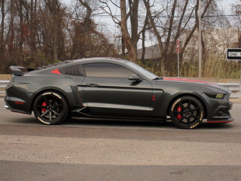 2015 Ford Mustang 2dr Fastback GT - 19577138 - 8