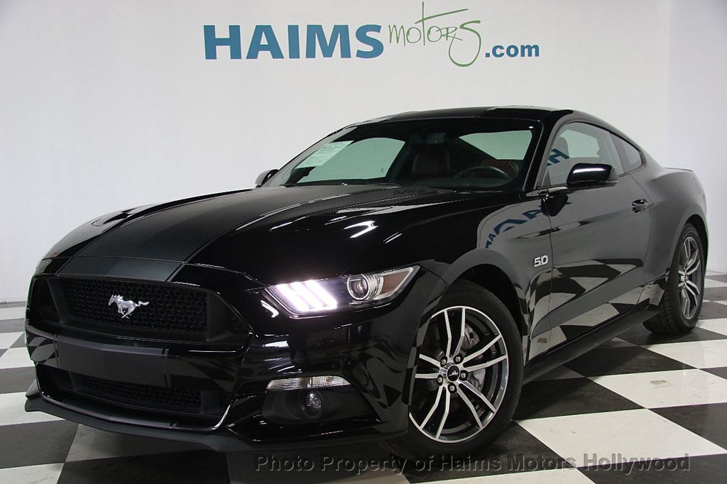 2015 Ford Mustang 2dr Fastback GT Premium - 16997592 - 1