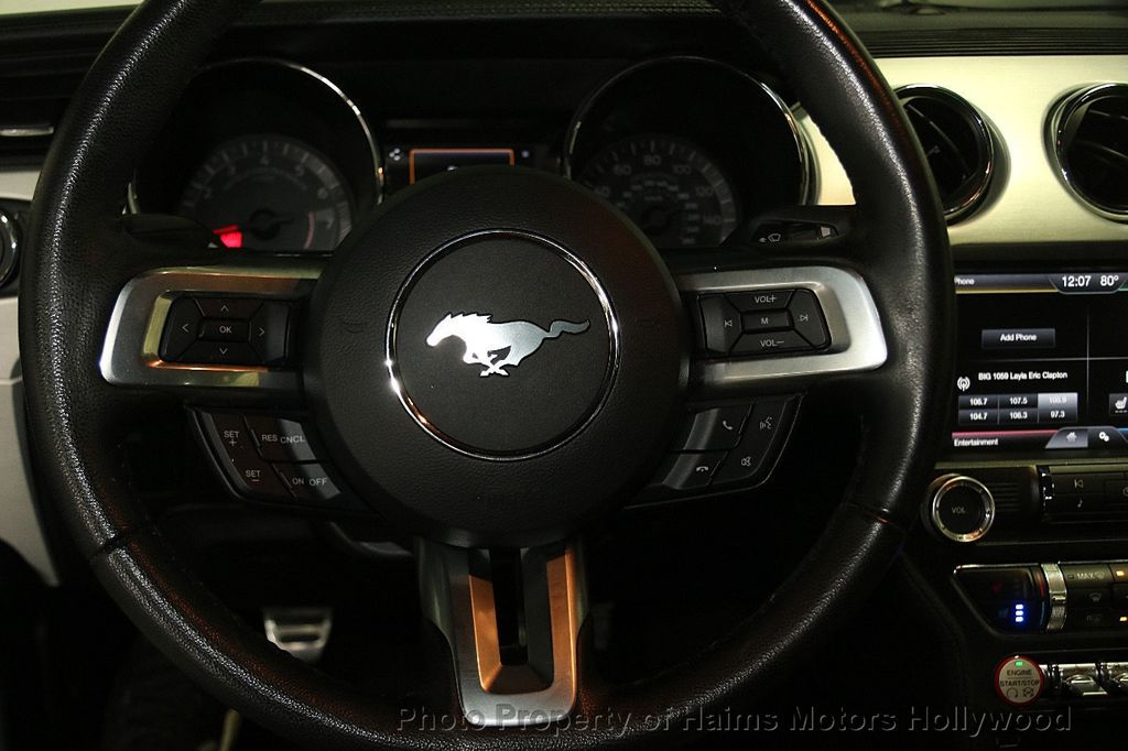 2015 Ford Mustang 2dr Fastback GT Premium - 16997592 - 24