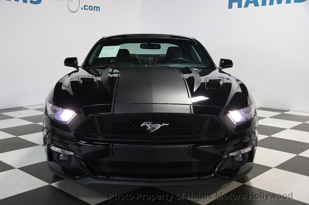 2015 Ford Mustang 2dr Fastback GT Premium - 16997592 - 2