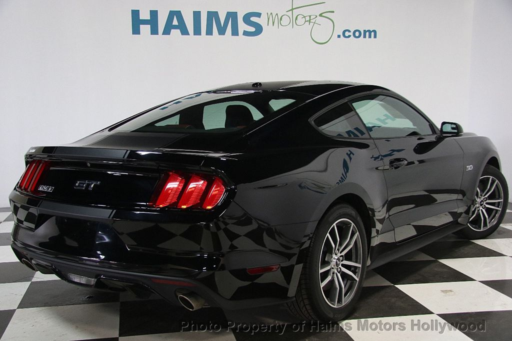 2015 Ford Mustang 2dr Fastback GT Premium - 16997592 - 6