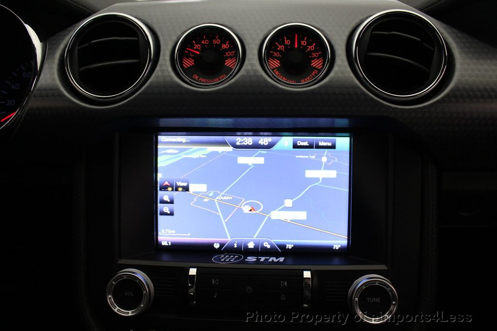 2015 Ford Mustang CERTIFIED MUSTANG PREMIUM 6 SPEED Performace Package CAM NAV - 18319515 - 9