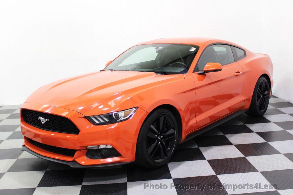 2015 Ford Mustang CERTIFIED MUSTANG PREMIUM 6 SPEED Performace Package CAM NAV - 18319515 - 14
