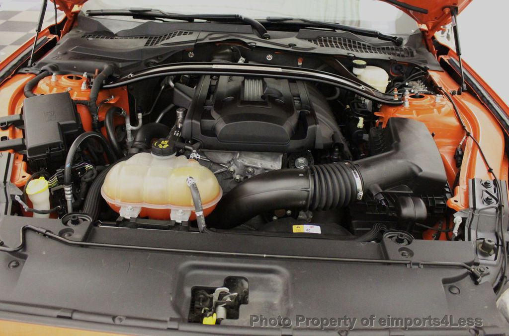2015 Ford Mustang CERTIFIED MUSTANG PREMIUM 6 SPEED Performace Package CAM NAV - 18319515 - 20