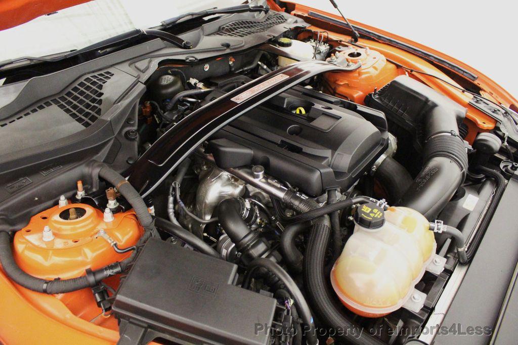 2015 Ford Mustang CERTIFIED MUSTANG PREMIUM 6 SPEED Performace Package CAM NAV - 18319515 - 21