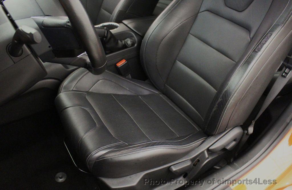 2015 Ford Mustang CERTIFIED MUSTANG PREMIUM 6 SPEED Performace Package CAM NAV - 18319515 - 23