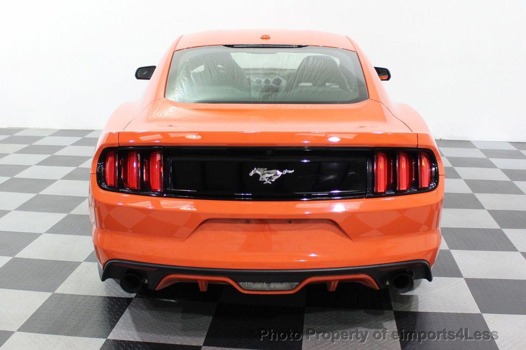 2015 Ford Mustang CERTIFIED MUSTANG PREMIUM 6 SPEED Performace Package CAM NAV - 18319515 - 32