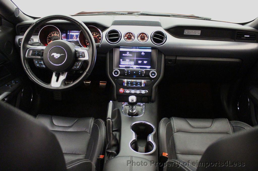 2015 Ford Mustang CERTIFIED MUSTANG PREMIUM 6 SPEED Performace Package CAM NAV - 18319515 - 35