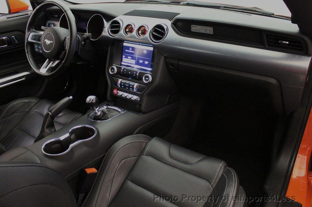 2015 Ford Mustang CERTIFIED MUSTANG PREMIUM 6 SPEED Performace Package CAM NAV - 18319515 - 36