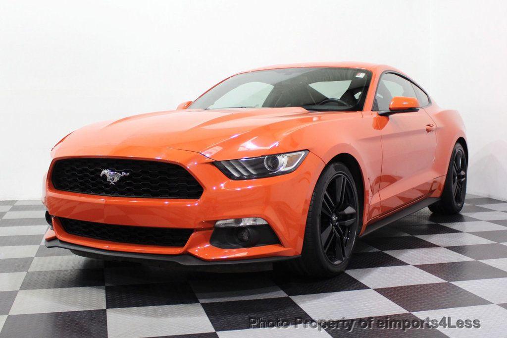 2015 Ford Mustang CERTIFIED MUSTANG PREMIUM 6 SPEED Performace Package CAM NAV - 18319515 - 45