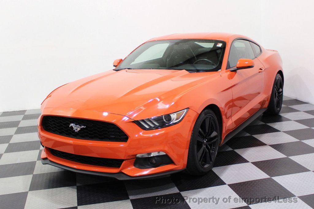 2015 Ford Mustang CERTIFIED MUSTANG PREMIUM 6 SPEED Performace Package CAM NAV - 18319515 - 53