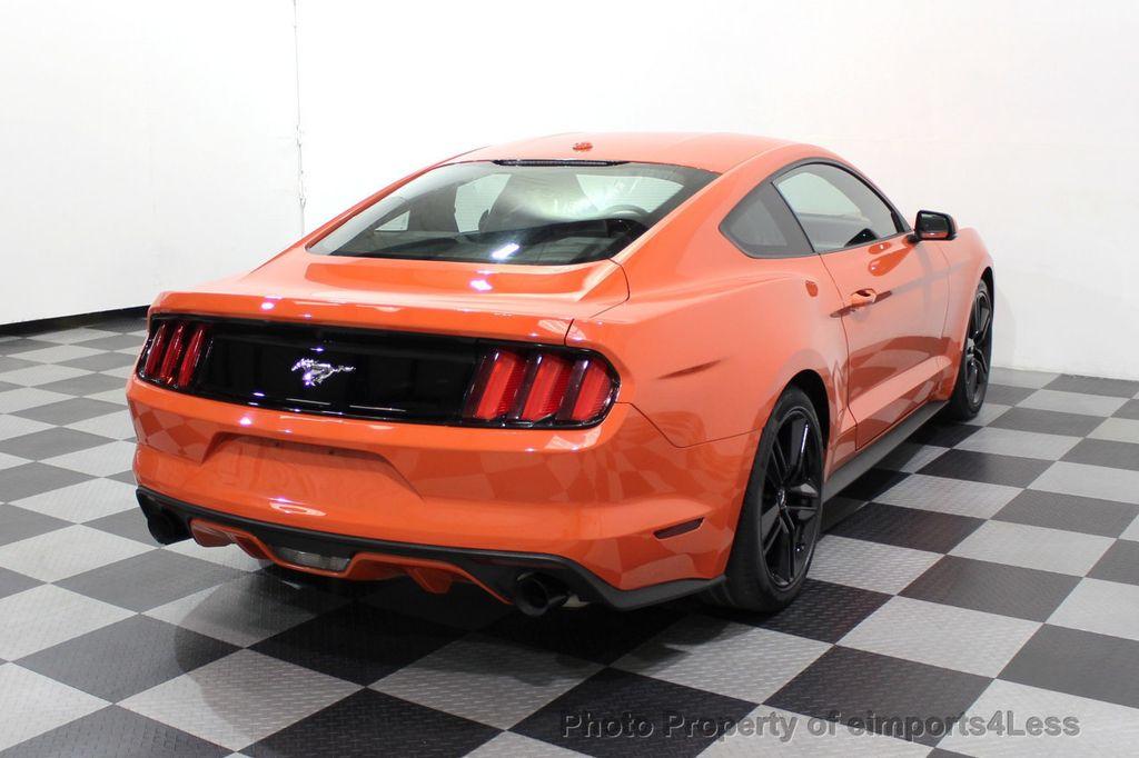2015 Ford Mustang CERTIFIED MUSTANG PREMIUM 6 SPEED Performace Package CAM NAV - 18319515 - 55