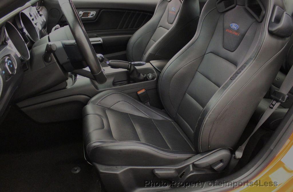 2015 Ford Mustang CERTIFIED MUSTANG PREMIUM 6 SPEED Performace Package CAM NAV - 18319515 - 5