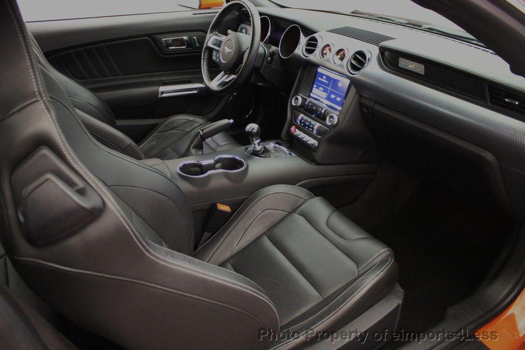 2015 Ford Mustang CERTIFIED MUSTANG PREMIUM 6 SPEED Performace Package CAM NAV - 18319515 - 6