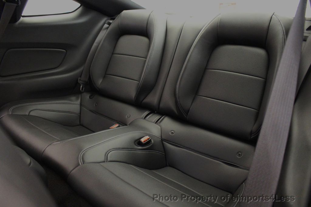 2015 Ford Mustang CERTIFIED MUSTANG PREMIUM 6 SPEED Performace Package CAM NAV - 18319515 - 7