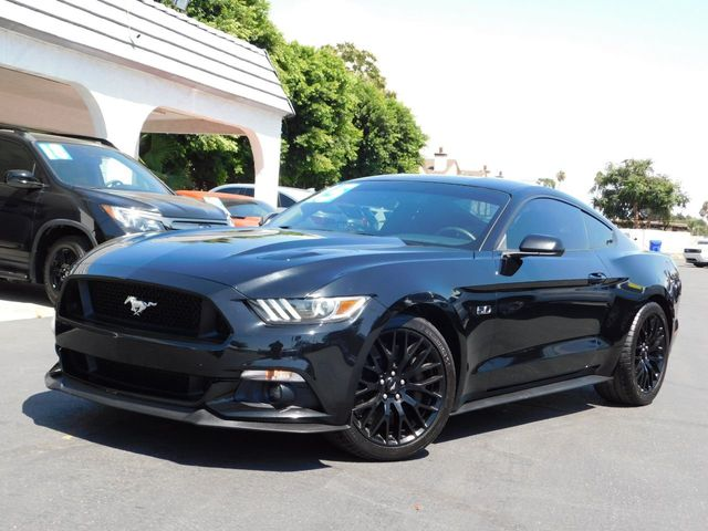 2015 Used Ford Mustang Gt Coupe 6 Spd Mt W Brembos Recaro Seats Performance Pkg At Jim S Auto Sales Serving Harbor City Ca Iid 19313251