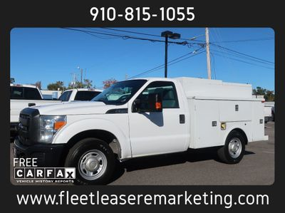 2015 Ford Super Duty F-250 Enclosed Utility Body