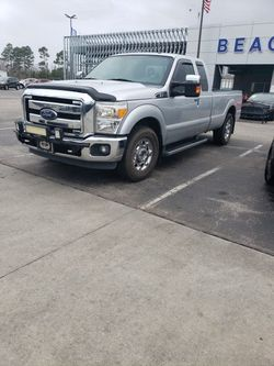 2015 Ford Super Duty F-250 SRW - 1FT7X2A66FEB49162