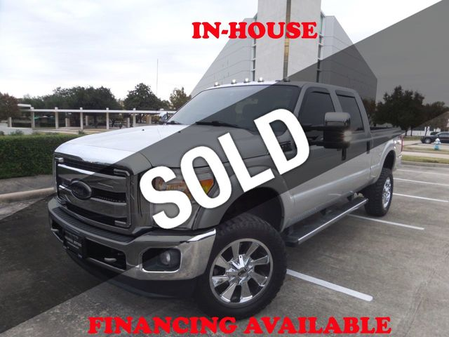 2015 Ford Super Duty F-250 SRW 2015 FORD F-250 SD XLT CREW CAB 4WD, 121K MILES, AIRBAGS, CLEAN!