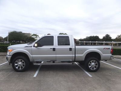 2015 Ford Super Duty F-250 SRW 2015 FORD F-250 SD XLT CREW CAB 4WD, 121K MILES, AIRBAGS, CLEAN! - Click to see full-size photo viewer