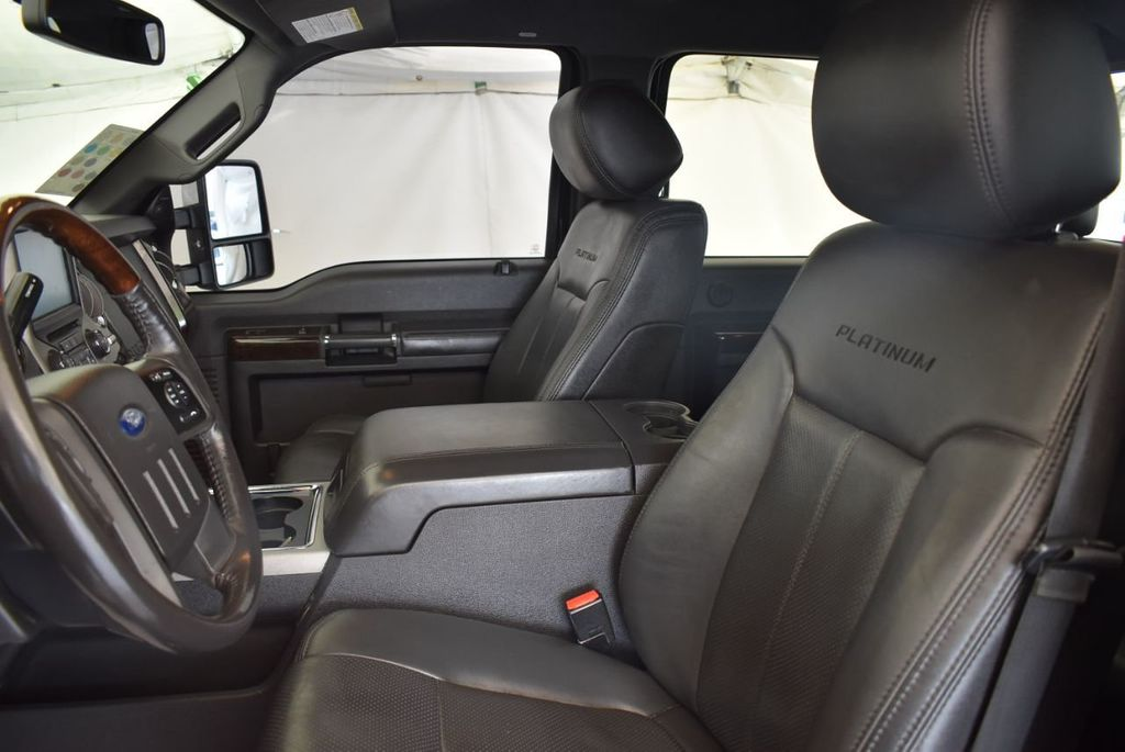 "2015 Ford Super Duty F-250 SRW Platinum Edition 5"" Lift Kit 20"" XD Series Wheels w/Nitto Tires - 18194292 - 12"