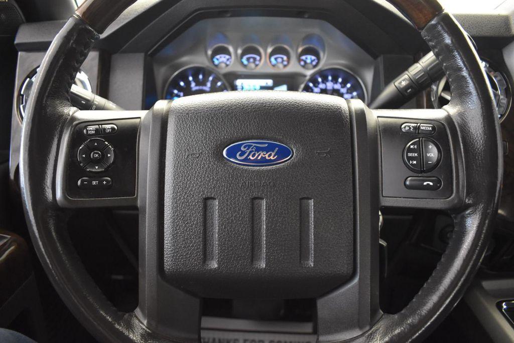 "2015 Ford Super Duty F-250 SRW Platinum Edition 5"" Lift Kit 20"" XD Series Wheels w/Nitto Tires - 18194292 - 14"