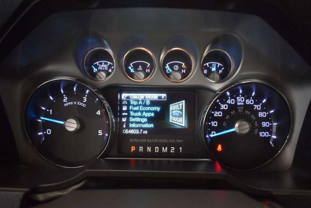 "2015 Ford Super Duty F-250 SRW Platinum Edition 5"" Lift Kit 20"" XD Series Wheels w/Nitto Tires - 18194292 - 17"
