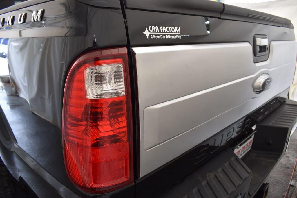 "2015 Ford Super Duty F-250 SRW Platinum Edition 5"" Lift Kit 20"" XD Series Wheels w/Nitto Tires - 18194292 - 1"