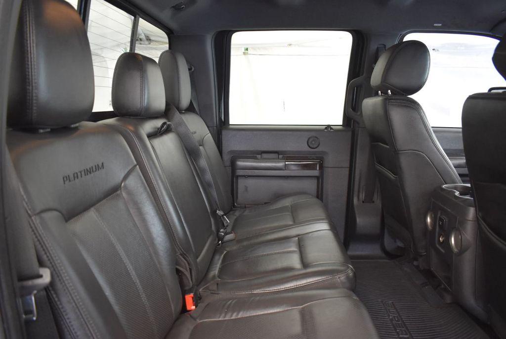 "2015 Ford Super Duty F-250 SRW Platinum Edition 5"" Lift Kit 20"" XD Series Wheels w/Nitto Tires - 18194292 - 19"