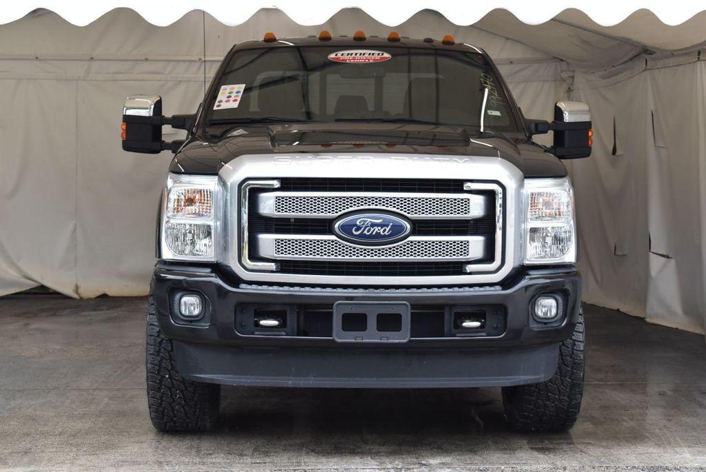 "2015 Ford Super Duty F-250 SRW Platinum Edition 5"" Lift Kit 20"" XD Series Wheels w/Nitto Tires - 18194292 - 2"