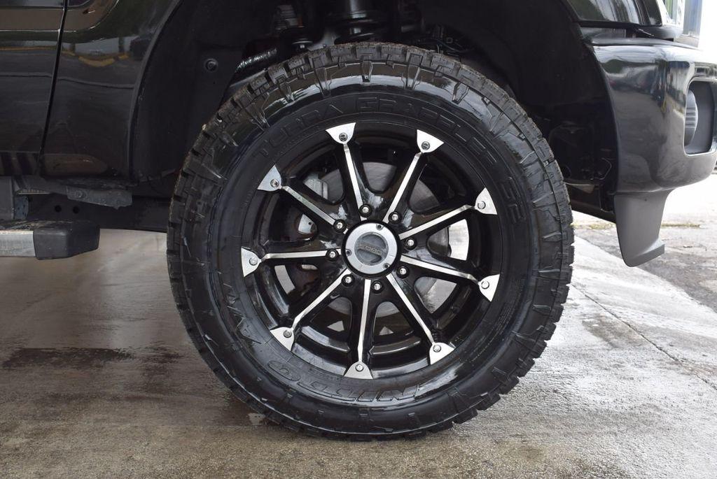 "2015 Ford Super Duty F-250 SRW Platinum Edition 5"" Lift Kit 20"" XD Series Wheels w/Nitto Tires - 18194292 - 6"