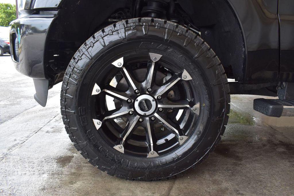 "2015 Ford Super Duty F-250 SRW Platinum Edition 5"" Lift Kit 20"" XD Series Wheels w/Nitto Tires - 18194292 - 8"