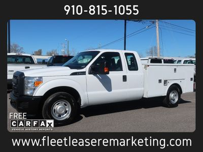 2015 Ford Super Duty F-250 Utility Body