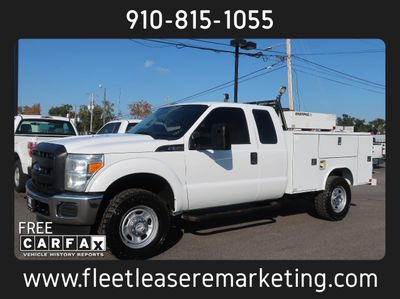 2015 Ford Super Duty F-350 4WD Utility Body