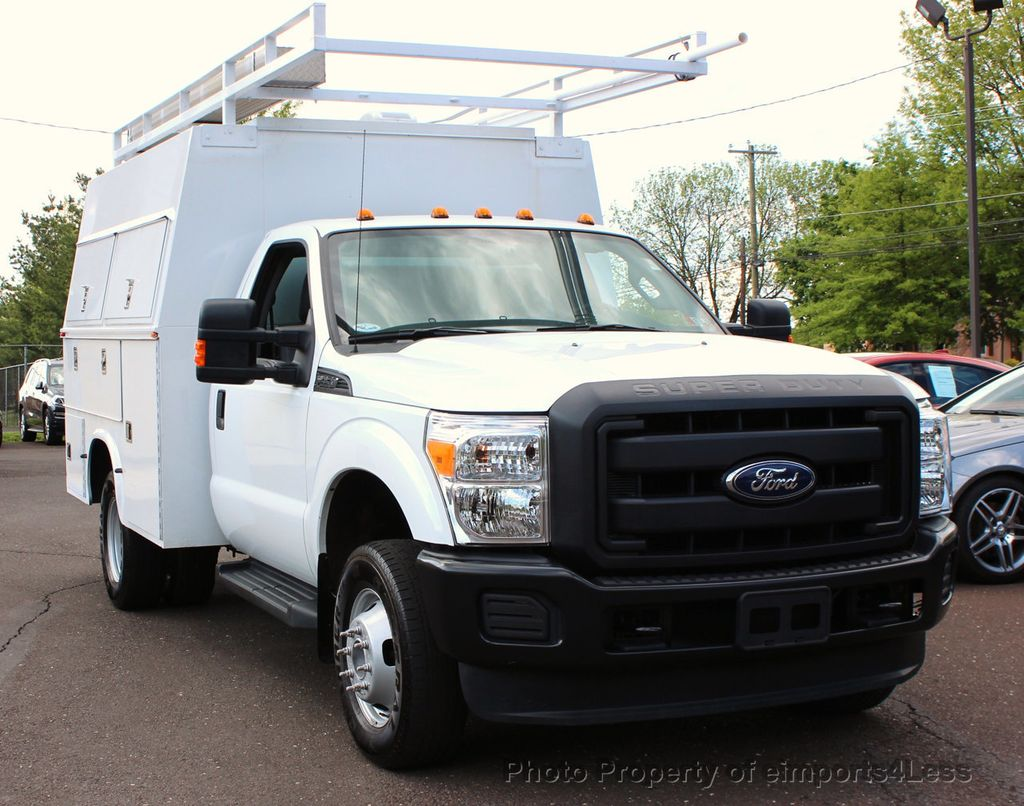 2015 used ford super duty f 350 drw f350 4wd dually xl regular cab with utility body at. Black Bedroom Furniture Sets. Home Design Ideas