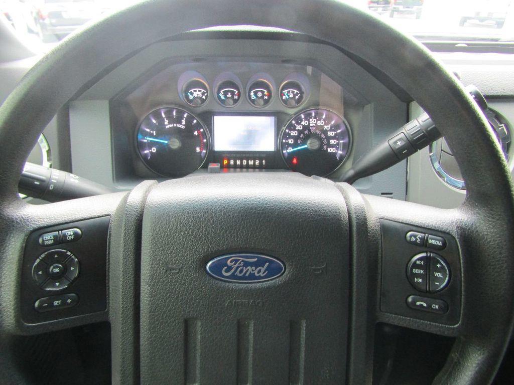 """2015 Ford Super Duty F-350 SRW 4WD Crew Cab 156"""" XLT - 17465295 - 12"""