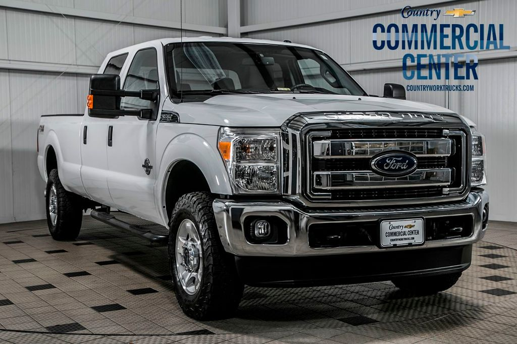 F250 6.7 Powerstroke >> 2015 Used Ford Super Duty F 350 Srw F350 Crew Cab Xlt 4x4 6 7 Powerstroke Fx4 Off Road 8 Bed At Country Commercial Center Serving Warrenton
