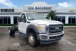 2015 Ford Super Duty F-450 DRW Cab-Chassis - 1FDUF4GY2FEB81838