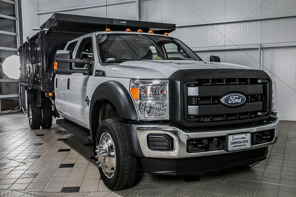 Ford Super Duty F  Drw F Landscape Dump