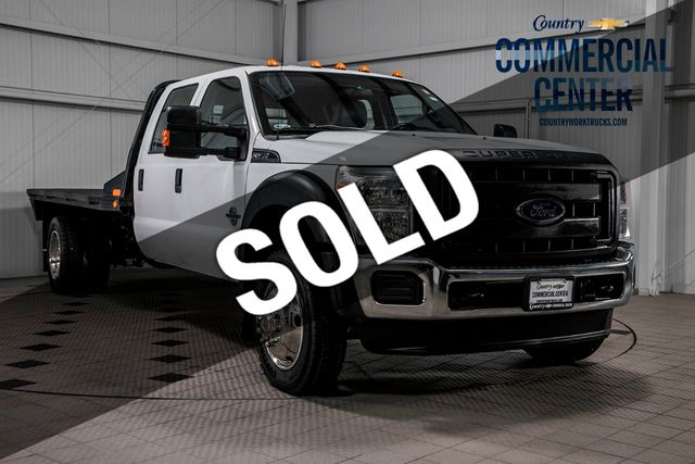 6.7 Powerstroke For Sale >> 2015 Ford Super Duty F 550 Drw F550 Crew 4x4 6 7 Powerstroke 11 Flatbed 1 Owner Truck Crew Cab Long Bed For Sale Warrenton Va 41 499