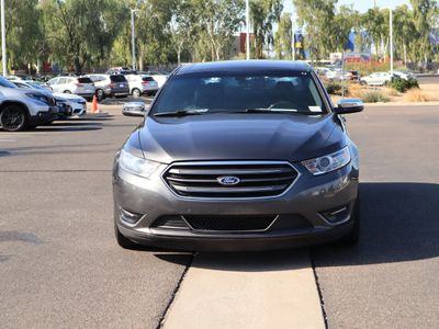 2015 Ford Taurus 4dr Sedan Limited FWD - Click to see full-size photo viewer