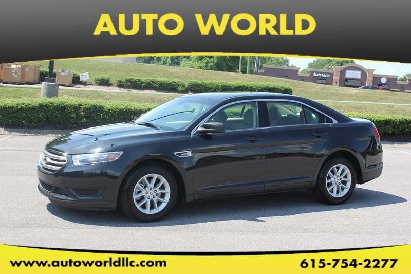 2015 Ford Taurus 4dr Sedan SE FWD - 18046481 - 0