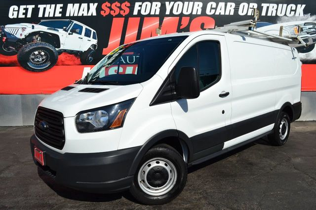 Cargo Van For Sale By Owner >> 2015 Used Ford Transit Cargo Van Ford Transit 150 Low Roof Autocheck 1 Owner At Jim S Auto Sales Serving Harbor City Ca Iid 19321932