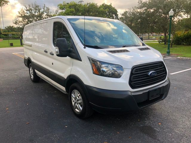 """2015 Ford Transit Cargo Van T-150 130"""" Low Rf 8600 GVWR Sliding RH Dr - Click to see full-size photo viewer"""